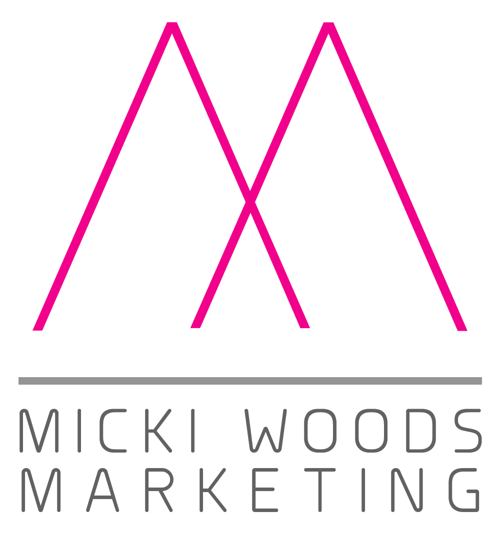 Micki Woods Marketing Logo